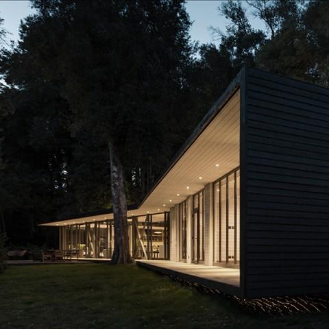 Casa en Lago Villarrica